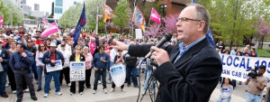 CUPE ON President