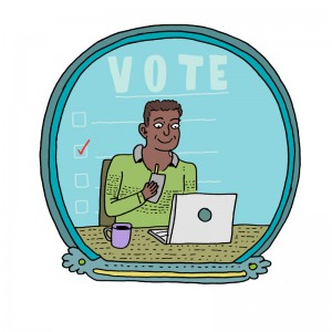 VotingEmblem